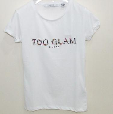 T-shirt mm donna guess o92i02-jr034