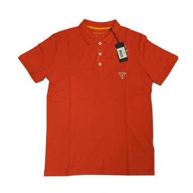 Polo mm uomo guess f92h00-jr02d0