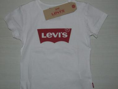T-shirt mm ragazza levis n91050j