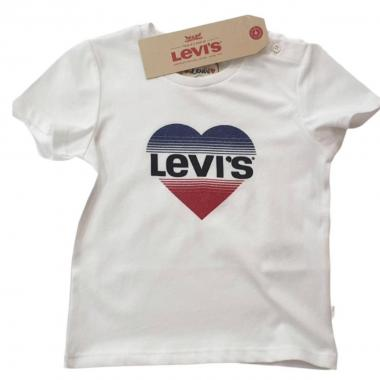 T-shirt bimba mm levis nm10574