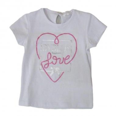 T-shirt baby byblos bj13198-