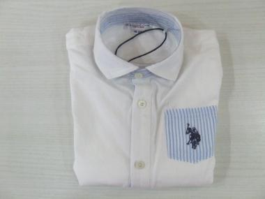 Camicia ml baby us polo 51226-52025