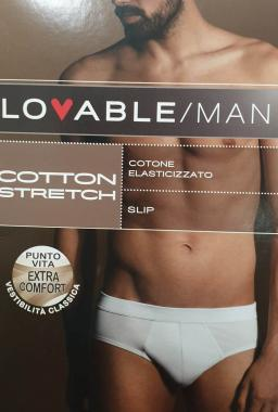 2slip uomo lovable l05xr