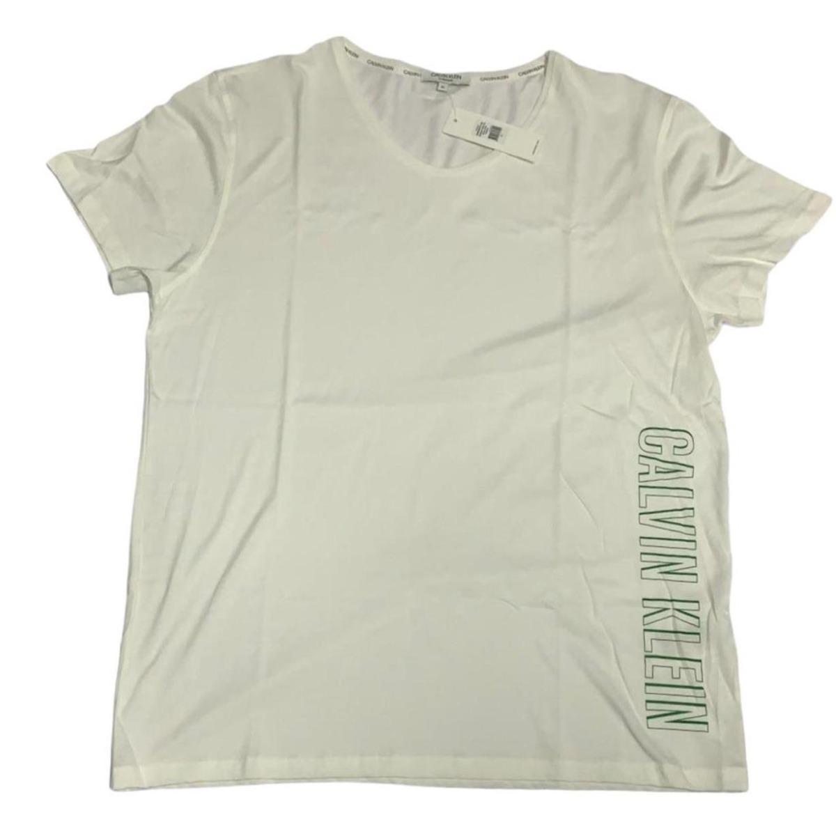 pretty nice db07d 4692b Calvin klein T-shirt uomo mezza manica ck km00333 1511016 1904230000450