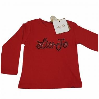 T-shirt ml bimba liu jo k69020-j0088