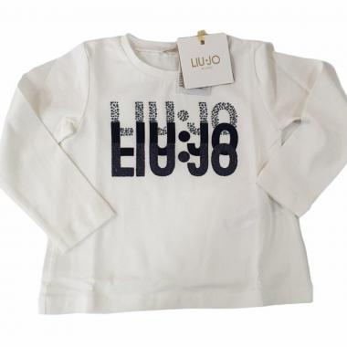 T-shirt ml bimba liu jo k69086-j0088