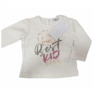 T-shirt ml baby y-clu yn12844