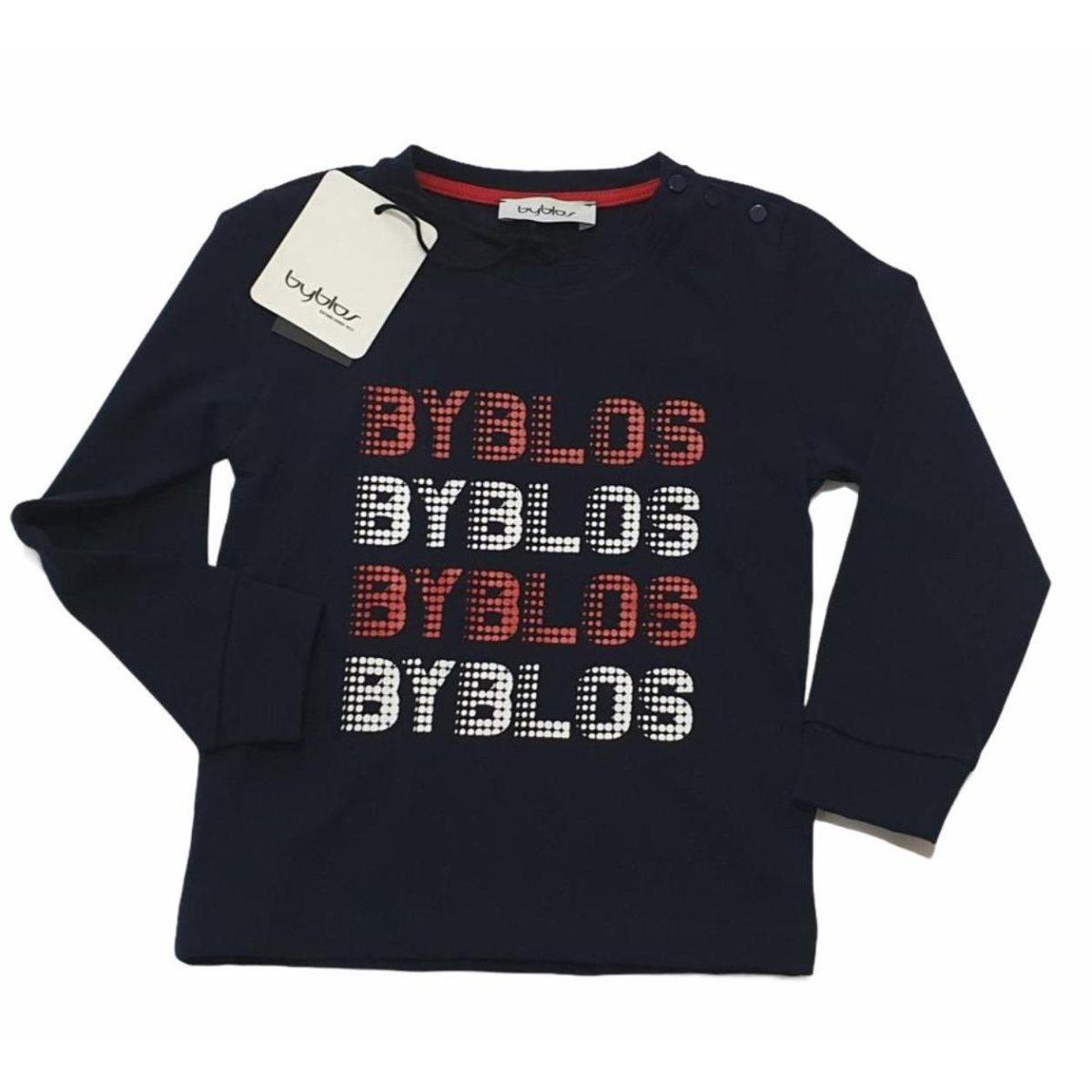 T-shirt ml baby byblos bu4973