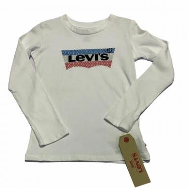 T-shirt ml ragazza levis ea122