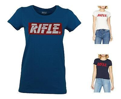 T-shirt mm donna rifle t3100f