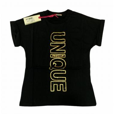 T-shirt mm ragazza pinko 25942