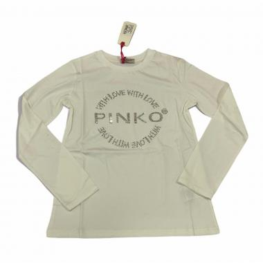 T-shirt ml ragazza pinko 25698
