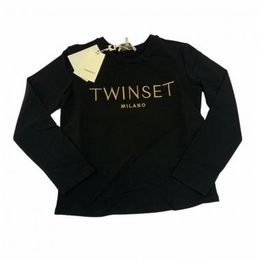 T-shirt ml ragazza twinset gj2316 5540