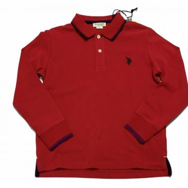 Polo bimbo ml us polo 50453-49785-pique