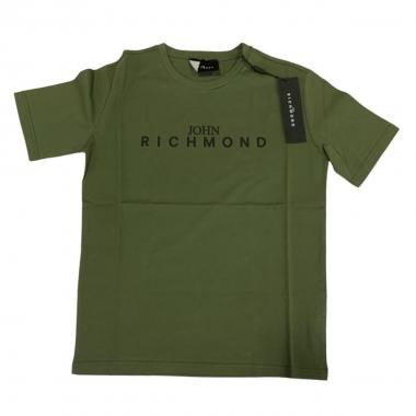 T-shirt mm uomo richmond 19999