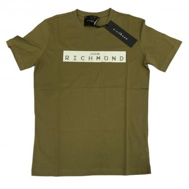 T-shirt mm uomo richmond 20336