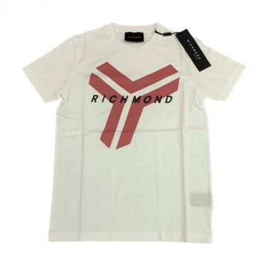 T-shirt mm uomo richmond galsko 21077