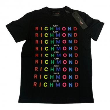 T-shirt mm uomo richmond charity 21135