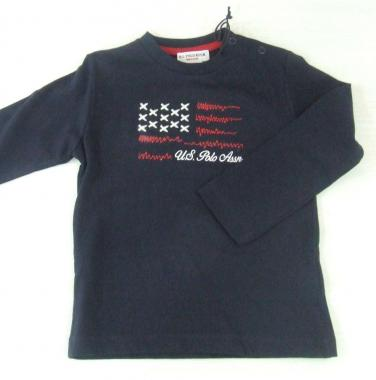T-shirt ml baby us polo 50283-49178