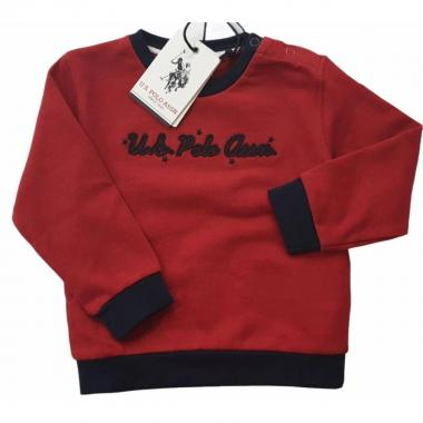 Felpa baby us polo 50294-49985