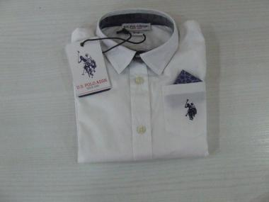 Camicia ml baby us polo 50312-51371